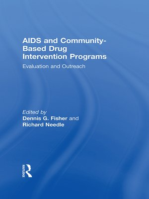 cover image of AIDS and Community-Based Drug Intervention Programs