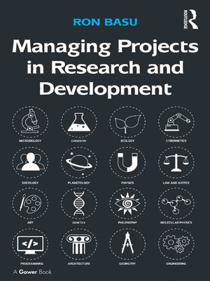 cover image of Managing Projects in Research and Development