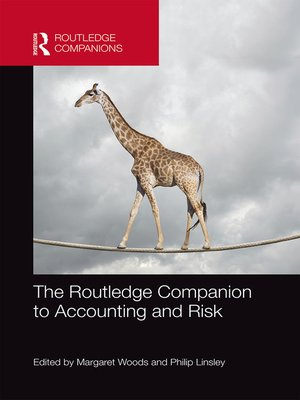 cover image of The Routledge Companion to Accounting and Risk
