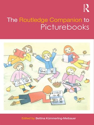 cover image of The Routledge Companion to Picturebooks