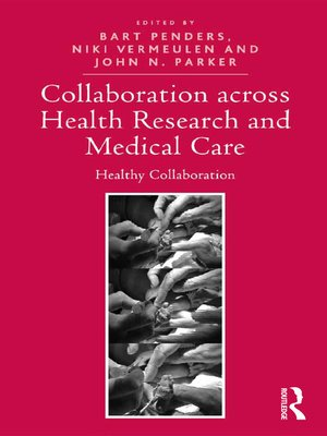 cover image of Collaboration across Health Research and Medical Care