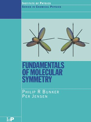 cover image of Fundamentals of Molecular Symmetry