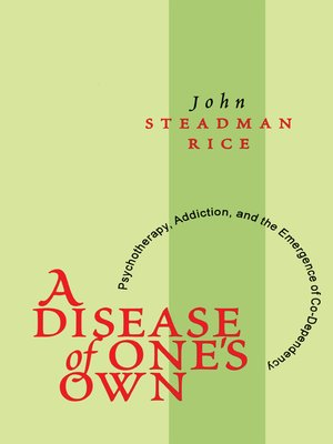 cover image of A Disease of One's Own