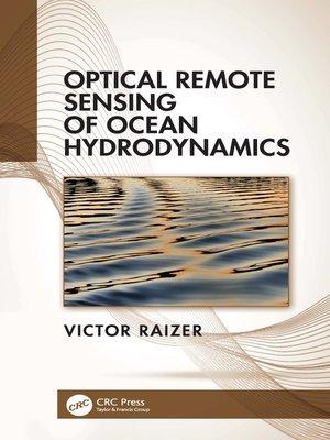 cover image of Optical Remote Sensing of Ocean Hydrodynamics