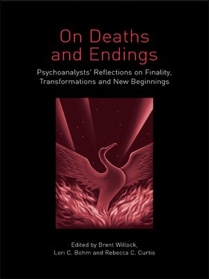 cover image of On Deaths and Endings