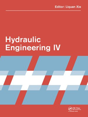 cover image of Hydraulic Engineering IV