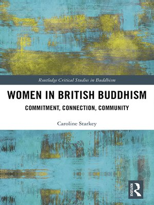 cover image of Women in British Buddhism