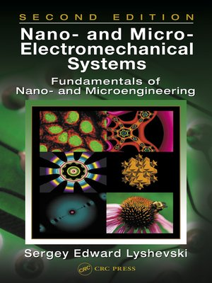 cover image of Nano- and Micro-Electromechanical Systems