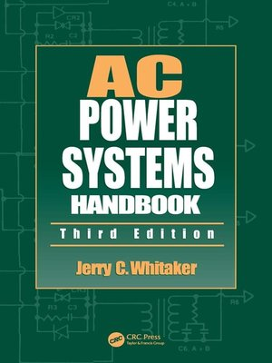 cover image of AC Power Systems Handbook