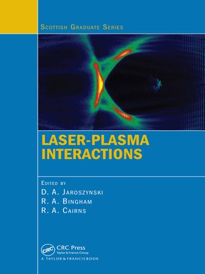 cover image of Laser-Plasma Interactions