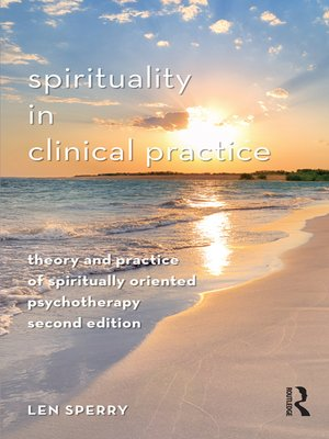 cover image of Spirituality in Clinical Practice