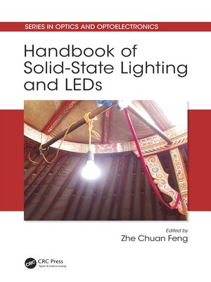 cover image of Handbook of Solid-State Lighting and LEDs