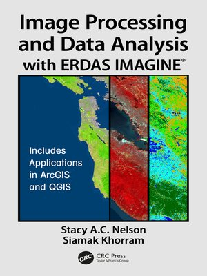 cover image of Image Processing and Data Analysis with ERDAS IMAGINE®