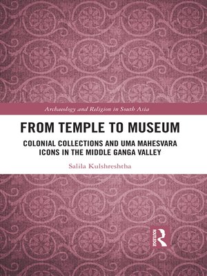 cover image of From Temple to Museum