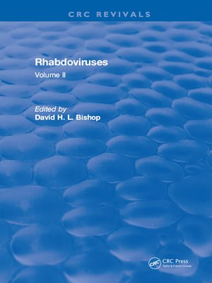 cover image of Rhabdoviruses