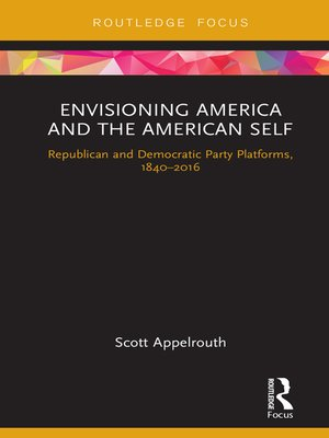 cover image of Envisioning America and the American Self