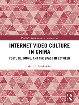 cover image of Internet Video Culture in China