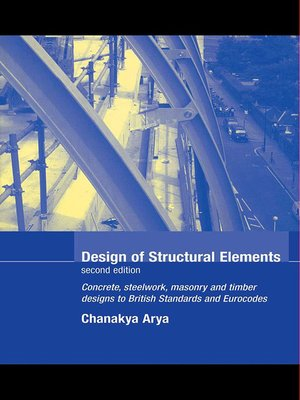 cover image of Design of Structural Elements