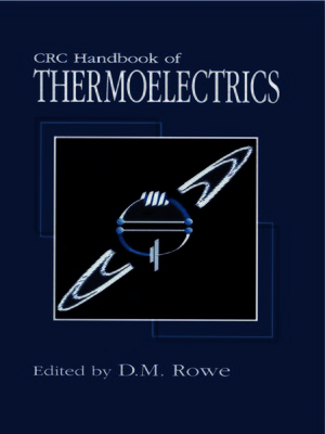 cover image of CRC Handbook of Thermoelectrics