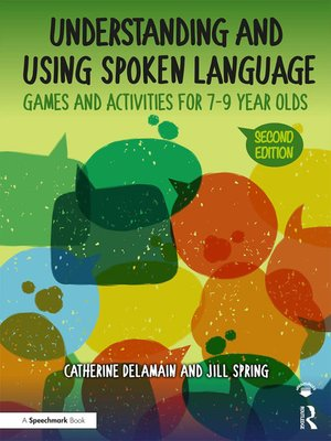 cover image of Understanding and Using Spoken Language