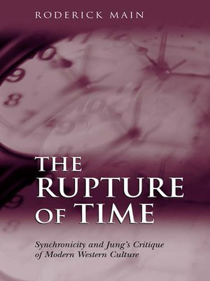 cover image of The Rupture of Time