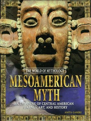 cover image of Mesoamerican Myth