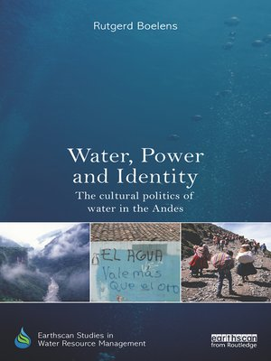 cover image of Water, Power and Identity