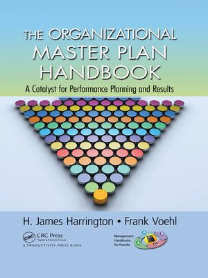 cover image of The Organizational Master Plan Handbook