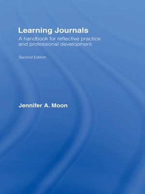 cover image of Learning Journals