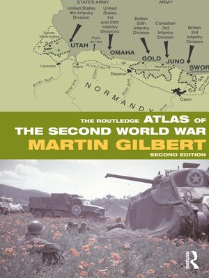 cover image of The Routledge Atlas of the Second World War