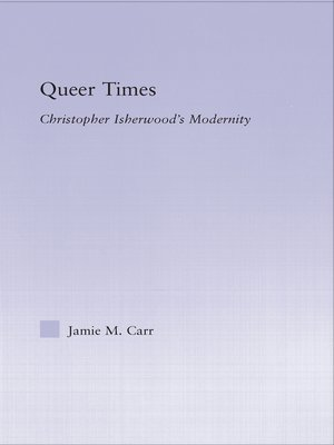 cover image of Queer Times