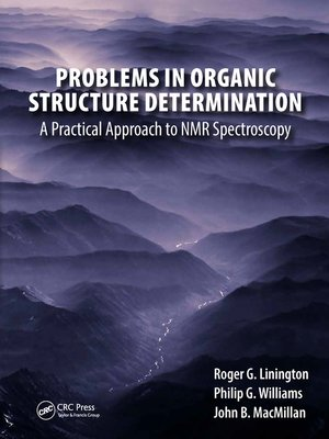 cover image of Problems in Organic Structure Determination