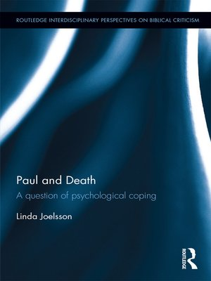 cover image of Paul and Death