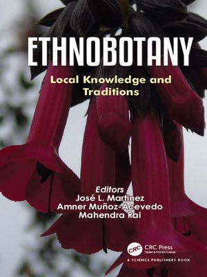 cover image of Ethnobotany