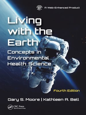 cover image of Living with the Earth