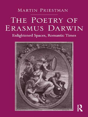 cover image of The Poetry of Erasmus Darwin