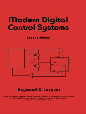cover image of Modern Digital Control Systems