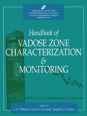 cover image of Handbook of Vadose Zone Characterization & Monitoring