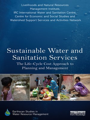 cover image of Sustainable Water and Sanitation Services