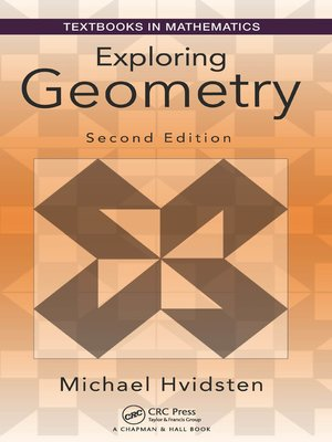 cover image of Exploring Geometry