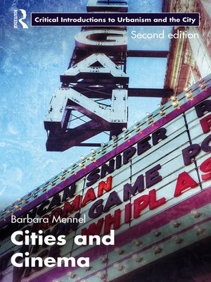 cover image of Cities and Cinema