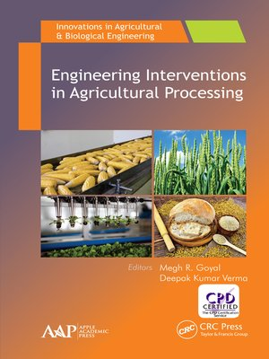 cover image of Engineering Interventions in Agricultural Processing