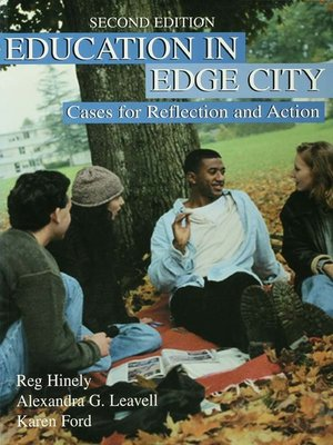 cover image of Education in Edge City