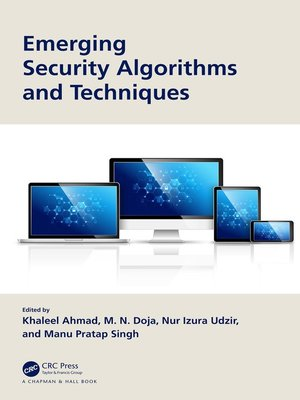 cover image of Emerging Security Algorithms and Techniques