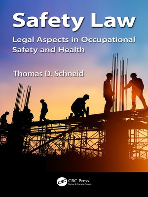 cover image of Safety Law
