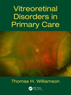 cover image of Vitreoretinal Disorders in Primary Care