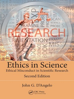 cover image of Ethics in Science