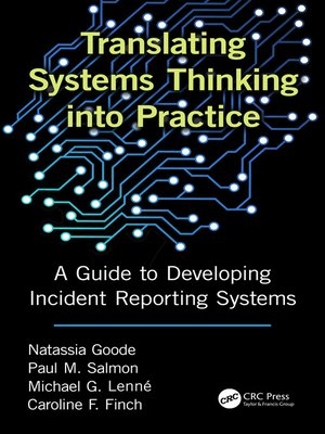 cover image of Translating Systems Thinking into Practice