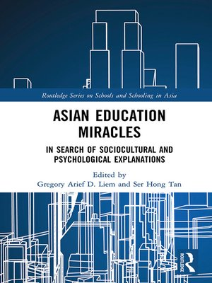 cover image of Asian Education Miracles
