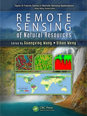 cover image of Remote Sensing of Natural Resources